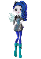 [EAH] Faybelle Thorne [book version] by Katechi