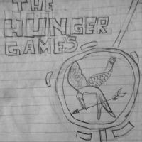 The Hunger Games by iicookehmonstar