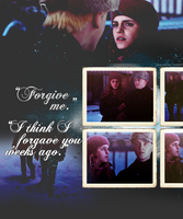 """""""Forgive me."""" by dracobsessed"""
