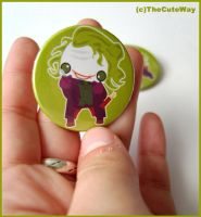 .:JOKER badge:. by SaMtRoNiKa