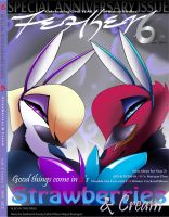 Feather 6 Cover - November 2012 by TwinTailsInc