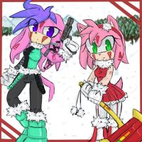 Winter J-S and Amy by Julie-su15