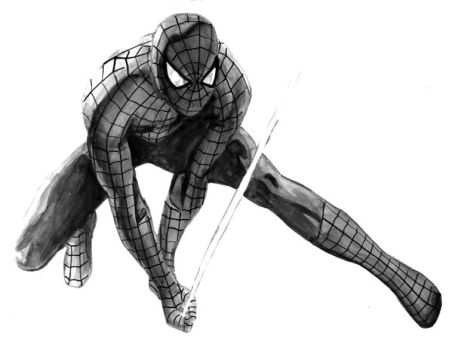 Spider-Man by arcarsenal