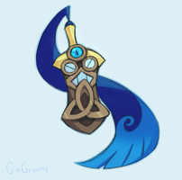 Honedge by GirGrunny
