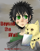 Beyond the wall cover by Light-kun--kami