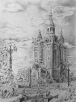 The Cathedral in my city of Khabarovsk. by Olya-N-i-k