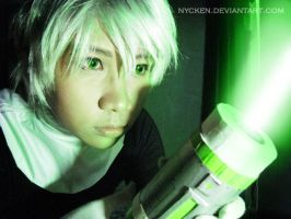Cosp: Me as Danny Phantom 4 by nycken
