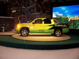 Chevrolet Avalanche Flex-Fuel by gpsc