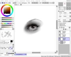 Eye sketch wip by anna-solitaire