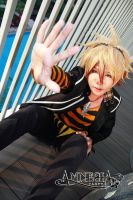 Amnesia - Toma by Xeno-Photography