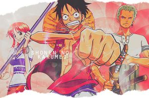 one piece by Melondia