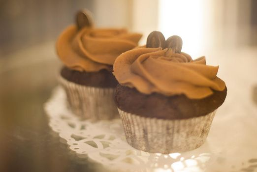 Chocolate cupcakes by StefanyKK