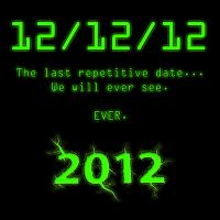 12/12/12: The Last Repetitive Date We Will See by AskGriff