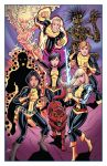 New Mutants by calslayton