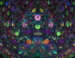 The Party by jccrfractals