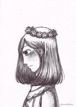 Flower Crown by rahmalifani