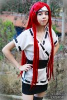 Uzumaki Kushina by GisaGrind