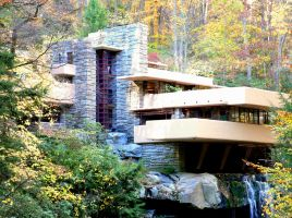 Fallingwater by dmguthery
