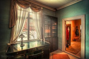 Snellmans Workroom by m-eralp