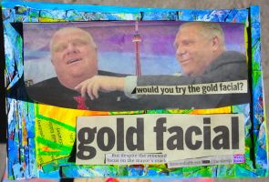 Rob Ford's Trickle Down Plans? by KeswickPinhead