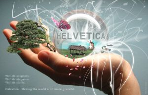 Simply Helvetica by umert