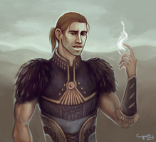 Anders by cynellis