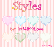 Styles by ietf4899Love by ietf4899Love