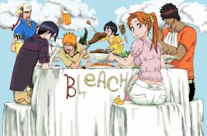 Bleach Picnic by Pure-Panic