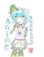 .:Anime Nom Noms Contest Entry:. by FlameHitachiinSuoh