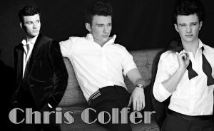 Mr.Chris Colfer by Kurtfan