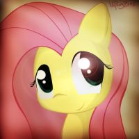 Fluttershy - old version by NoPonyZone