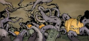 GRUE: BONES TO PASTE 2007 by GrisGrimly