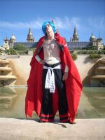 Kamina Cosplay by MakiMike