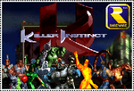 Big Killer Instinct Stamp by conkeronine