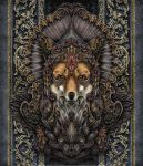 Edwardian_Fox by Bennett-Klein