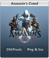 Assassins Creed - Icon by Crussong
