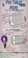 Tablet Meme by mikokume-raie