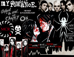 My Chemical Romance by KleptoCorpse