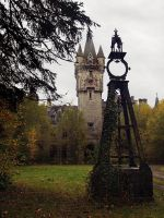 Urbex at castle miranda 01 by colin-H