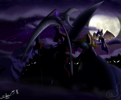 Children Of The Night by Silverfox057