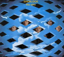 Sherlock a rock opera The Front Cover by JohntheFishLovesCurt