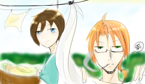 DEG: and that summer... by ver-ichihara
