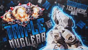 Black Ops III - Pubstomping Thumbnail Template V2 by AcezProduction