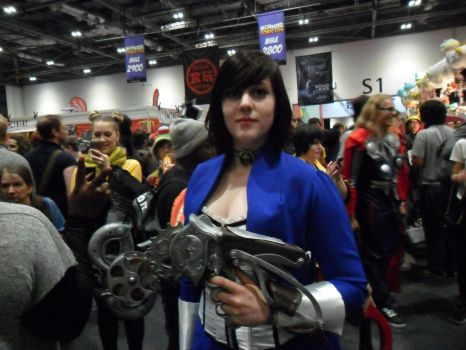 MCM Expo London October 2014 24 by SEGA2009