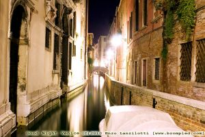 Good Night Venice _11_ by Brompled