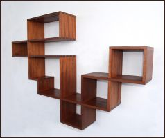 flw shelving system by thebailey