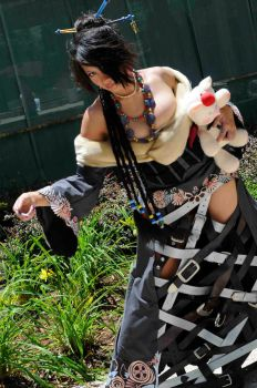 Lulu - Final Fantasy X: 2 by popecerebus