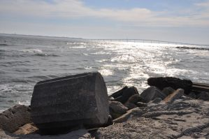 Longport Ocean Stock 4 by FairieGoodMother