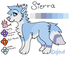 Sierra Reference 2014 by stormqloud