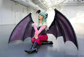 Morrigan 006 by Masubiii